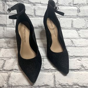 Christian Soriano for Payless black heels 7